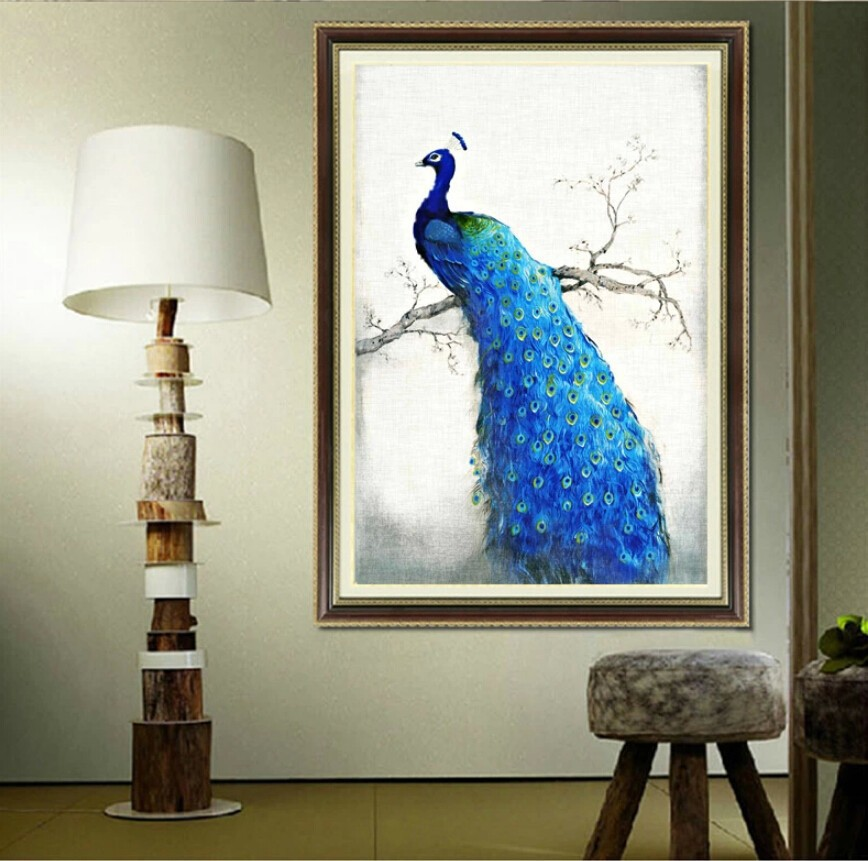 Diamond Painting We Will Shipping With Wallpaper Together To You For Example Your Method By UPS The
