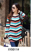 2015 Cheap sale spring autumn t shirts for pregnant women t shirt Casual tops long sleeve blouse maternity clothes pregnancy(China (Mainland))