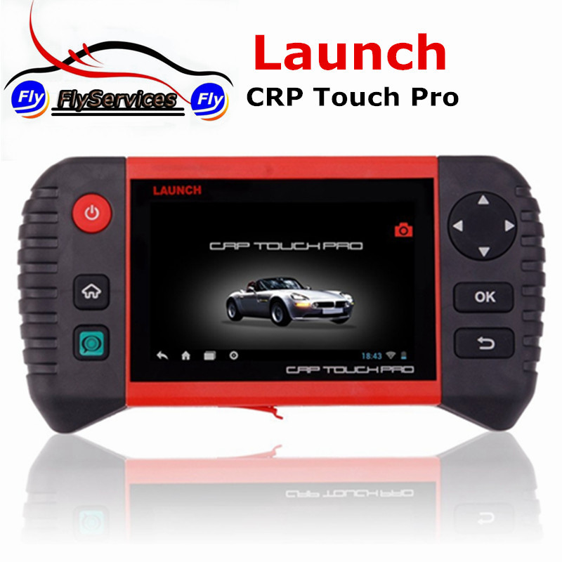 "Original Launch CRP Touch Pro 5"" Android Full Diagnostic System EPB/DPF/TPMS/Oil Light/Battery Management Registration WiFi Scan(China (Mainland))"