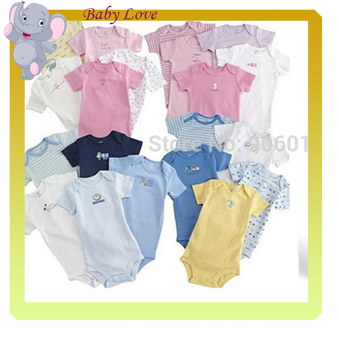 long sleeve 100% cotton kids baby romper boy girl's rompers Short Triangle Romper climbing clothing.size 3~24M STC001-324M - ZHY TWL's store