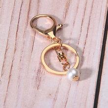 Chaveiro chaveiro bola pompom fofo Bolsa Charme Chave anéis presente da menina da bailarina(China)