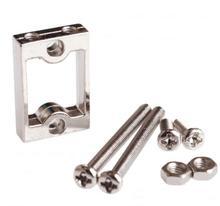 TT motor bracket motor frame smart car chassis wheel +screw fastener(China (Mainland))