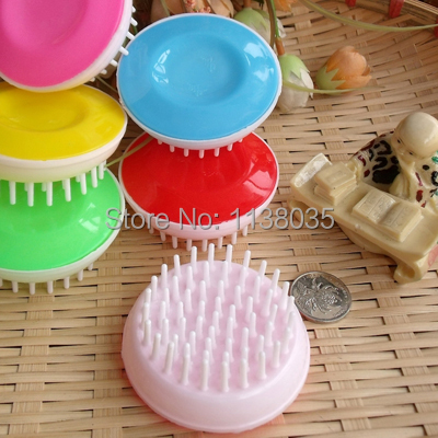 Shampoo body brush head brush shampoo claw Massager Brain Massage bath and body works feet care massager scrub to clean skin(China (Mainland))