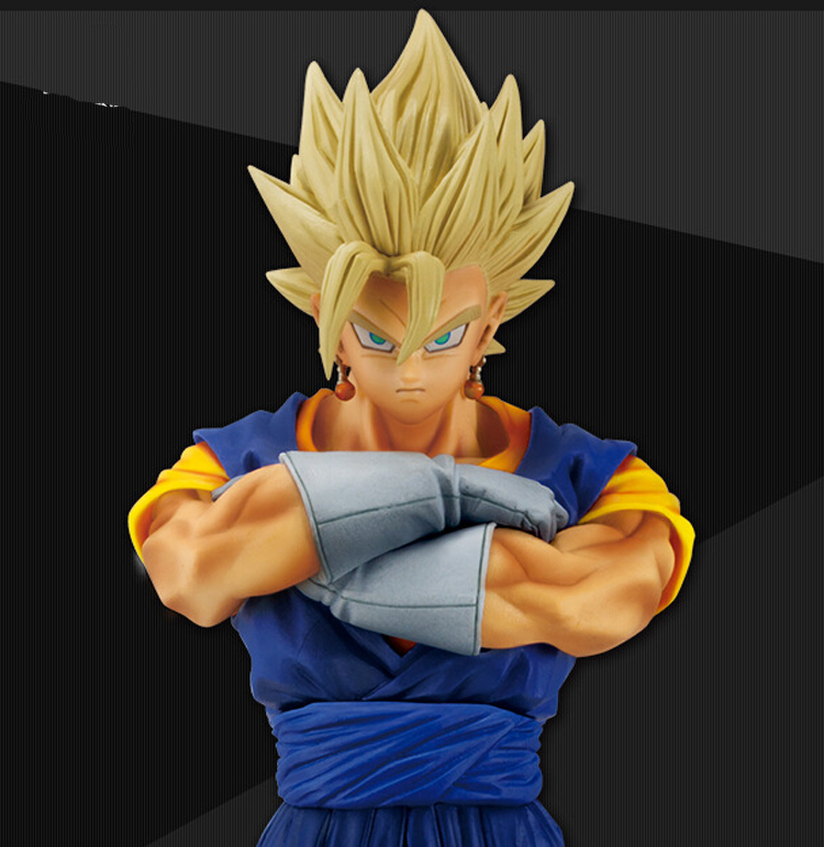 19cm Japanese classic anime figure dragon ball Gogeta action figure collectible model toys for boys(China (Mainland))