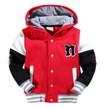 New Kids Sweatshirts Fashion Boys  Hoodie Kids Cute Thick Outerwear Clothing Coat Hooded Boy Brand Hoodies(China (Mainland))
