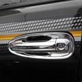High Quality ABS Wrist of Door Handle cover Chrome Stickers Suitable For Toyota Prado 2010 2016