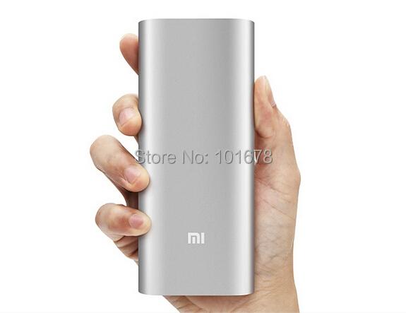 Stock 100% Original Xiaomi Power Bank 16000mAh Portable Powerbank battery Doubt Output Android Phone Tablet MP4