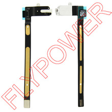 Earphone Flex for iPad 6 for Air 2 Headphone Jack Audio Flex Cable free shipping