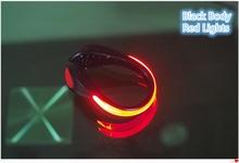 Unisex Shoe Decorations Led Light Shoe Clip Night Safety Warning Led Shoe Accessories(China (Mainland))