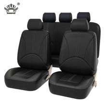 чехлы на сиденья универсальные универсальный размер для автомобилей для lada granta kalina priora веста 2016 новая модель   для Автомобилей Внедорожников(China (Mainland))