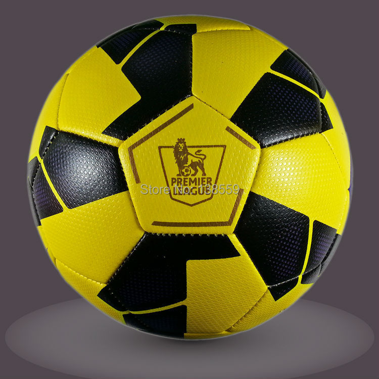 Football English Premier League Soccer Soccer Ball Brand New Official Size 5 Replica Football Match Ball High Quality(China (Mainland))