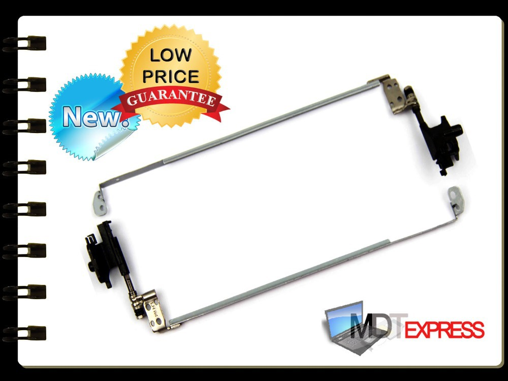 NEW! High Quality New LCD Screen Hinges Pair for Dell Inspiron N5040 N5050 Series Left Right(China (Mainland))