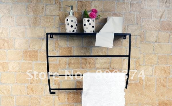 Iron European Pastoral Ideas Bathroom Wall Rack Antique Towel Hanging Wall  Paper Towel Rack Bath Towel Bathroom Towel Bars Ceiling Racks