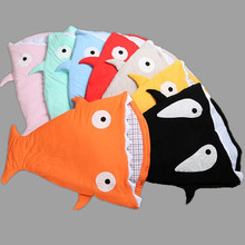 2016 New Baby Sleeping Bag Winter Newborns Sleeping Bag Strollers Bed Swaddle Blanket Wrap Cute Bedding Boys Sleeping Bag