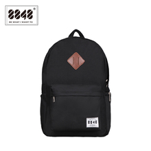 8848 Brand Backpack Men Backpack Travel Resistant Oxford Waterproof Material Backpacking Trendy Shoe Pocket Knapsack D020-3(China (Mainland))
