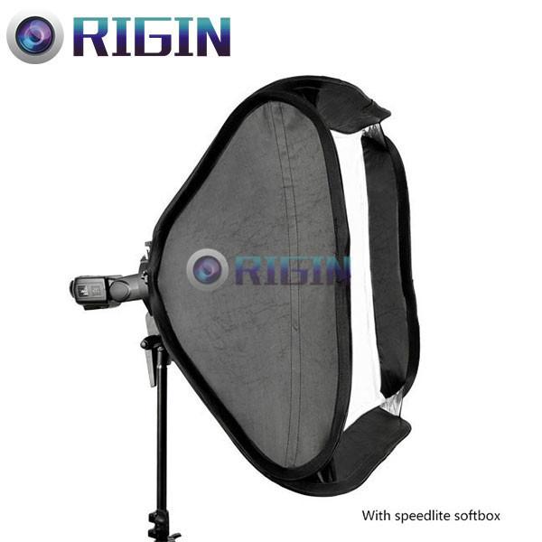 Godox 40 40 cm foldable Soft Box Godox Suitbale For S type Bracket Camera Flash Only