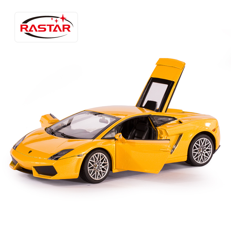 New Rastar Alloy Sports Car Model Toy Gallardo Cars Simulation Cars 1:20 1pcs/lot(China (Mainland))