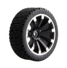 Buy 4pcs 1/10 HSP HPI road car pull rally Tyre Wheels 1/16 Off-road tire Buggy Tires RC Car 69mm width 26.5mm for $15.99 in AliExpress store