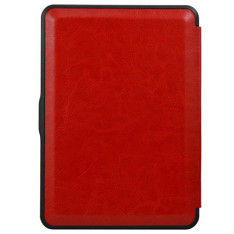 Newest Hand Holder Leather Case for Amazon Kindle 7th Generation 2014, New Smart Ebook Cover + Screen Protector + Stylus Pen