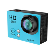 """Buy FHD1080P Action Camera G2 WiFi 12MP 30M Waterproof 2"""" Screen Car Camera 720P 60fps Mini Sport DV Camcorder 170D/140D Wide Angle for $43.46 in AliExpress store"""