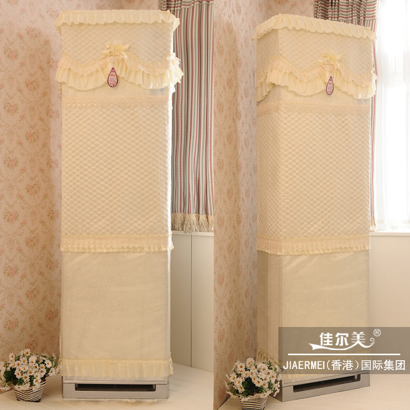 New arrival fashion vertical air conditioner cover condition cover air conditioning units air condition dust cover(China (Mainland))