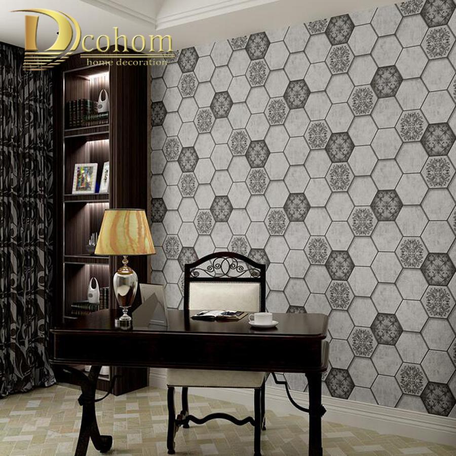 Ladrillo de papel de pared de vinilo al por mayor de alta for Vinilos pared aliexpress