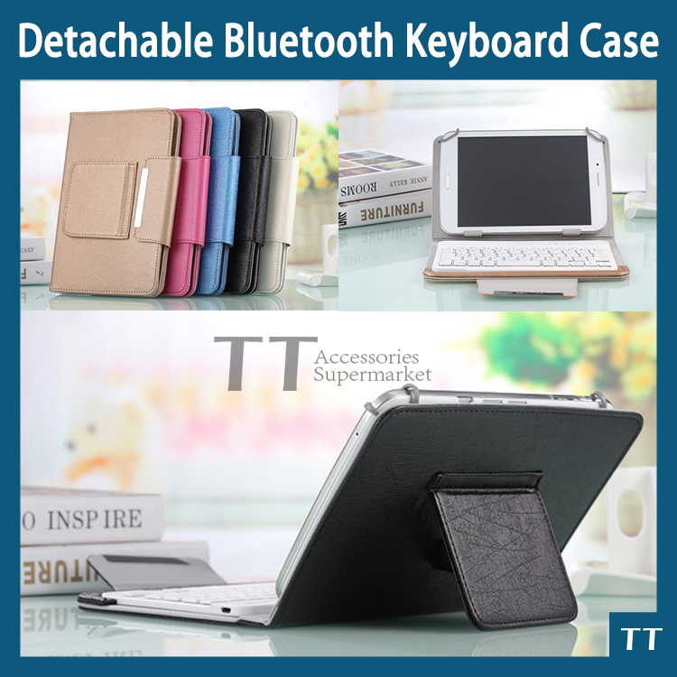 Original Bluetooth Keyboard Case For Dell Venue 8 pro 8 inch Tablet PC Dell Venue 8 Bluetooth Keyboard Case + Free 3 Gifts(China (Mainland))