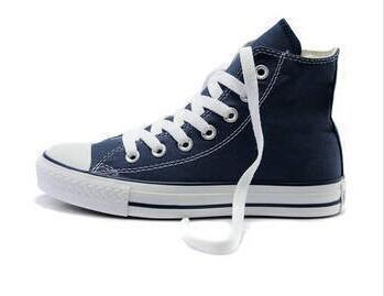 новый холст обувь моды низкий высокий мужчин и женщин кроссовки зашнуровать Холст обувь Размер 35-45