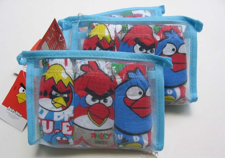 Retail mix designs 3pcs/lot boys underwears fit 5-10yrs babys underwears 100% cotton Free shipping!(China (Mainland))