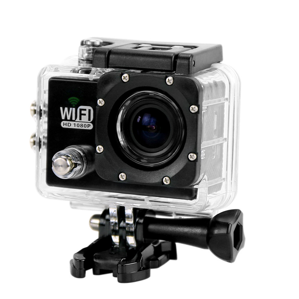 Mini Waterproof Wifi Sport Action Camera Digital Camcorder