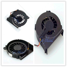New CPU Cooling Cooler Fan for HP Compaq CQ42 G42 CQ62 G62 G4 Notebook DIY Replacement Wholesale Best Price Free Shipping