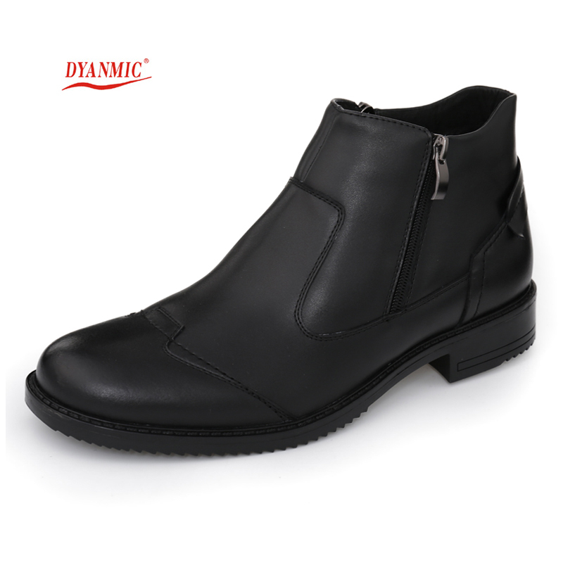 new s winter boots dyanmic mens classic leather work