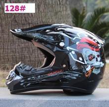 MOTORCYCLE HELMET Moto ATV DIRT BIKE MOTOCROSS Racing Helmet + three gift(China (Mainland))