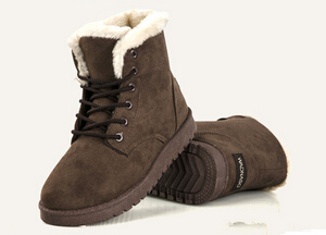 ankle winter boots women