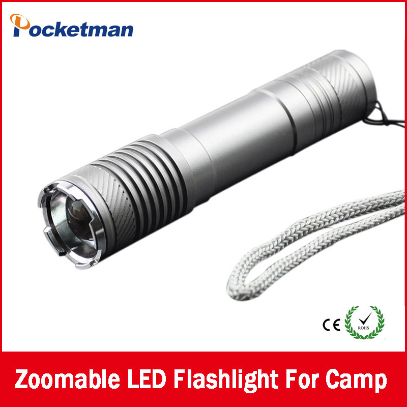2016 hot sale rushed camp mini led flashlight torch 2000lm ...