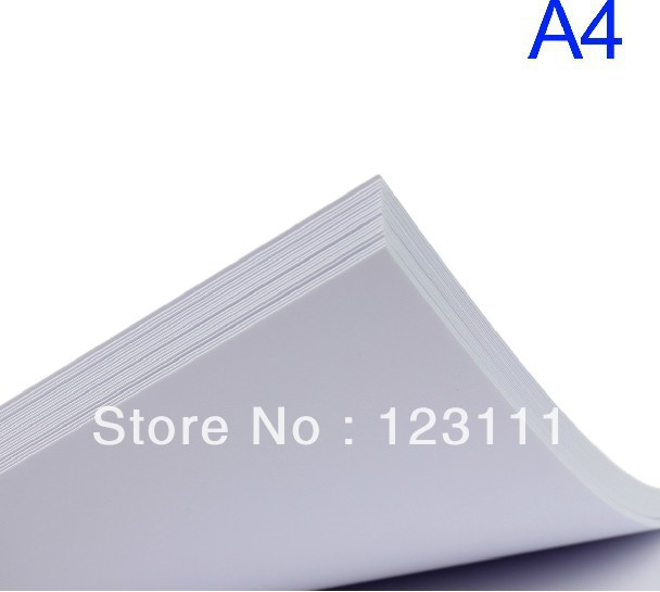 100 sheets RC Matte photo paper A4 260G for inkjet printer,Matte Inkjet Paper use dye ink/pigment ink,art paper ink(China (Mainland))