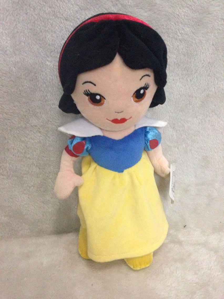 Brand New Princess Snow White PLUSH TOY 30CM Christmas gifts(China (Mainland))