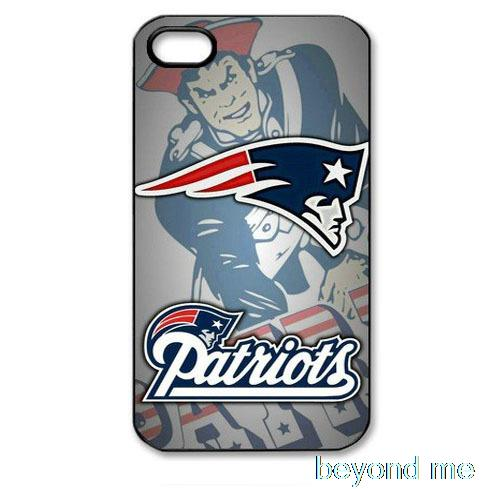 New England Patriots Logo Cover Case for iPhone 4 4s 5 5s 5c 6 Plus Phone Case(China (Mainland))