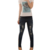 free ship summer  blue/black  hold  maternity skinny hole jeans pregnant woman belly pants pencil pants