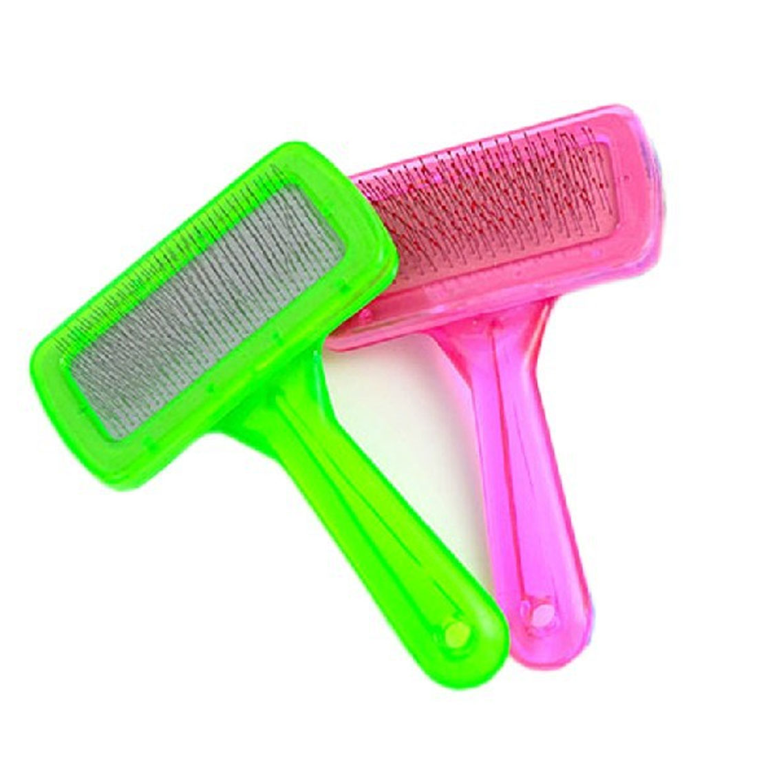 Fashion Comb For Dogs Pet Comb Brush Cat Dog Hair Grooming Brush Comb Stainless steel Needle For Animals Cleaning Pet Products(China (Mainland))