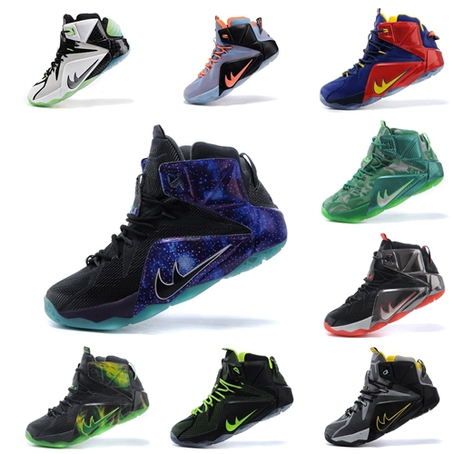 2015 new high james 12 basketball shoes,men all color lebrones 12 elite train basketball shoes,fashion sport shoes(China (Mainland))