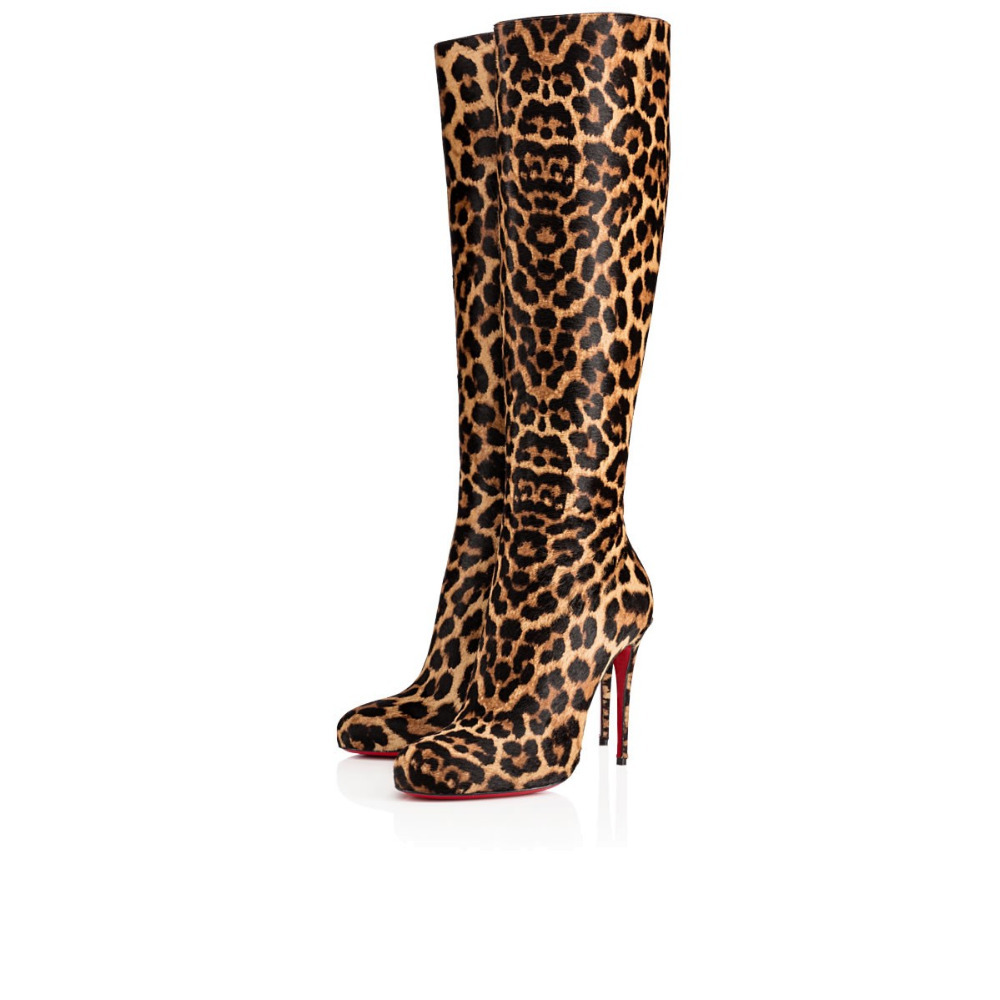 Leopard Print Knee High Boots ($ - $): 30 of items - Shop Leopard Print Knee High Boots from ALL your favorite stores & find HUGE SAVINGS up to 80% off Leopard Print Knee High Boots, including GREAT DEALS like Kg By Kurt Geiger Leopard Heeled Knee High Boots - Natural - Kurt Geiger Boots ($).