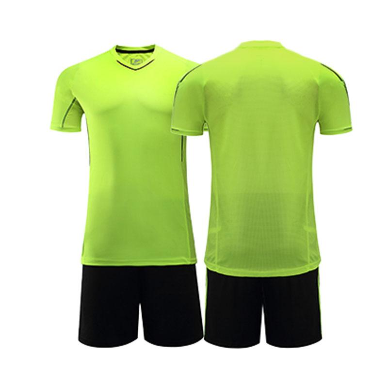 2016 official new style adult foodtball jerseys men's short sleeve soccer uniform men's soccer shirt blank soccer jerseys(China (Mainland))