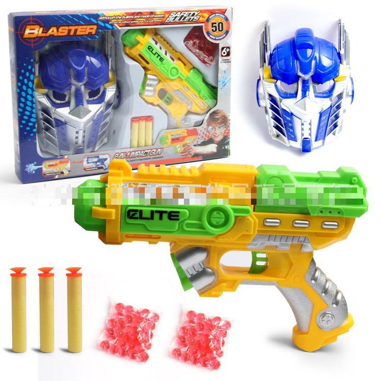 Nerf Toys For Boys : New plastic pc pistol unisex toy guns nerf soft
