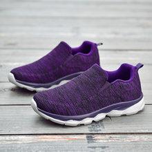 รองเท้าผ้าใบกลางแจ้งผู้หญิงกีฬารองเท้ารองเท้าสุภาพสตรีกันน้ำ botas ผู้หญิงกีฬารองเท้า breathable slip...(China)