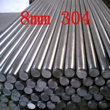 8mm 304  Stainless Steel Round Bar