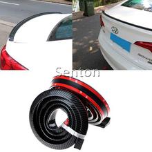 Buy Car Carbon Fiber Spoilers Sticker Porsche 911 Cayenne Macan Jaguar XE XF XJ Infiniti q50 FX35 G35 G37 Accessories for $30.80 in AliExpress store