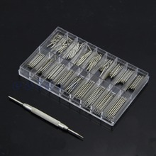 360Pcs 8 to 25mm Watch Band Spring Bars Strap Link Pins Bar Remover Repair Tools-J117