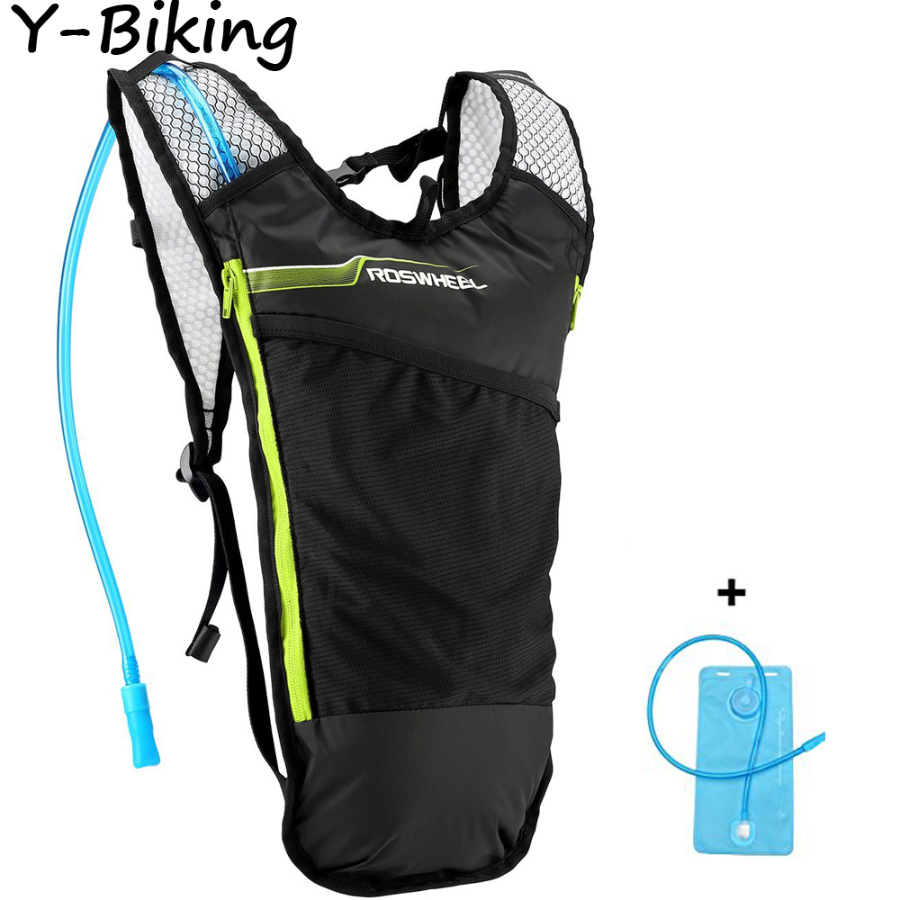 5L Mountain Bike Bicycle Hydration Backpack Rucksacks + 2L Water Bag for Hiking Cycling Bag Outdoor YB-SHYQ-18(China (Mainland))
