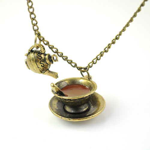 Fashion Vintage Style Necklace Women Jewelry Antique